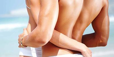 depilación de torso